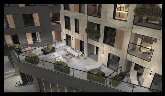 Kolejna inwestycja w rejonie hali Podpromie. Powstanie 113 lokali mieszkalnych [WIZUALIZACJE] - Aktualności Rzeszów - zdj. 4